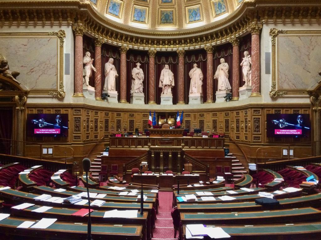 Sénat-hémicycle