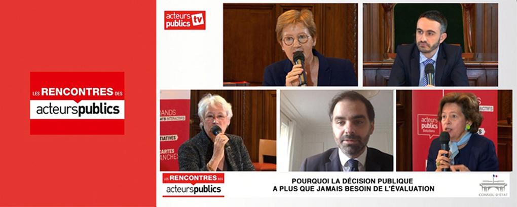evaluation acteurs publics